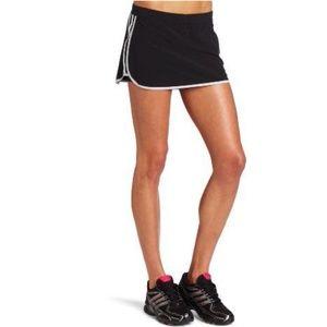 ADIDAS Black Marathon '10 Skort Running Skirt [C7]